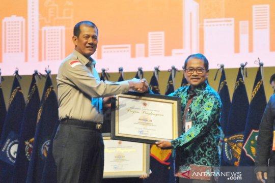 BNPB beri penghargaan kepada Antaranews.com