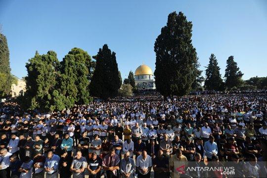 MUI desak penghentian rencana Yerusalem dijadikan ibu kota Israel