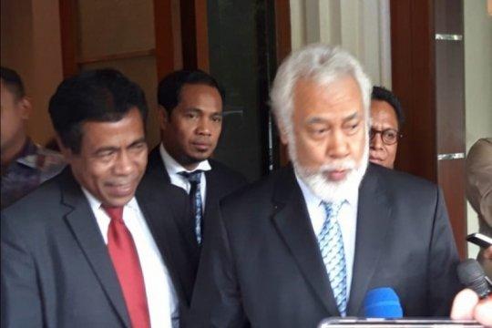 Bertemu Mahfud, Xanana sebut bahas soal perbatasan RI-Timor Leste