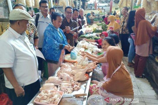 Pinsar Jateng terapkan sistem buka-tutup stabilkan harga daging ayam