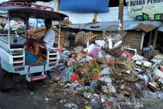 Mataram hadapi kendala dalam mengelola sampah pasar