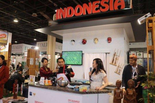 KBRI dan ITPC promosi produk makanan dan minuman di pameran Sirha