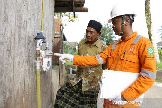 Kementerian ESDM teken kontrak jaringan gas senilai Rp309,1 miliar