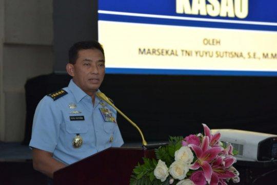 "KSAU: TNI AU harus mampu siapkan ""worst case"" berbagai persoalan"