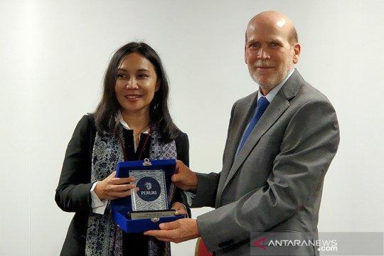 Peruri berhasil memenangkan proyek pencetakan uang kertas Peru