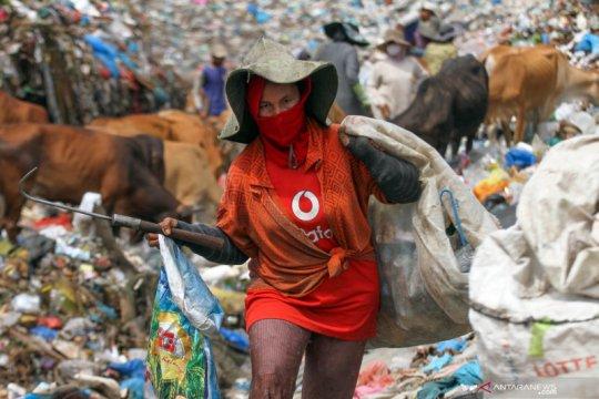 Nasib komunitas daur ulang di tengah wabah Corona