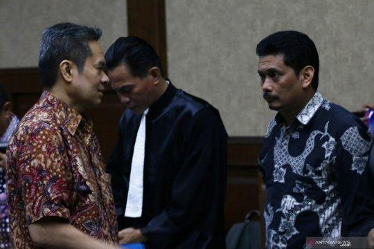 Mantan Dirut PT INTI dituntut 3 tahun penjara