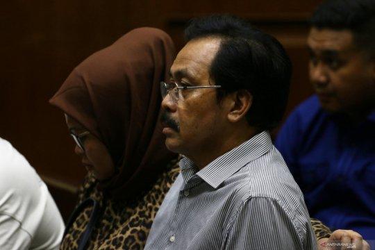 Pengusaha penyuap Gubernur Kepri divonis 1 tahun 6 bulan penjara