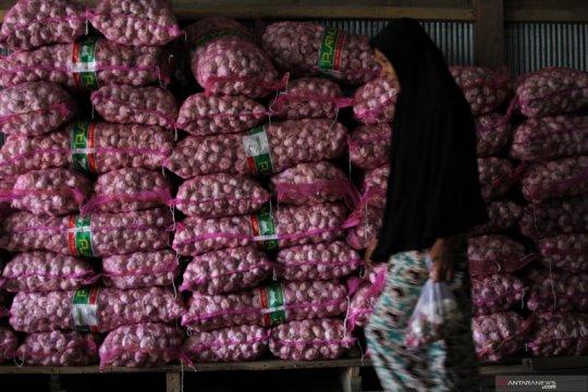 Harga bawang merah dan putih naik drastis