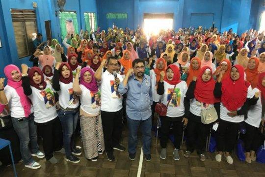 Bacawali Kota Surabaya ini janji naikkan honor kader posyandu