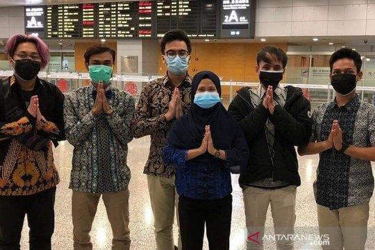 Mahasiswa yang dipulangkan dari China sehat, sebut Dinkes Banten