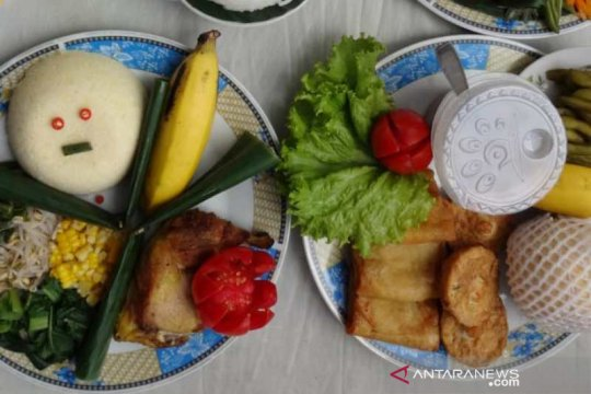 Festival Isi Piringku upaya pencegahan stunting di Wonosobo