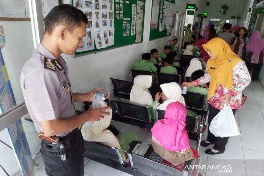 Polisi selidiki kasus keracunan siswa SDIT-SMPIT Boyolali