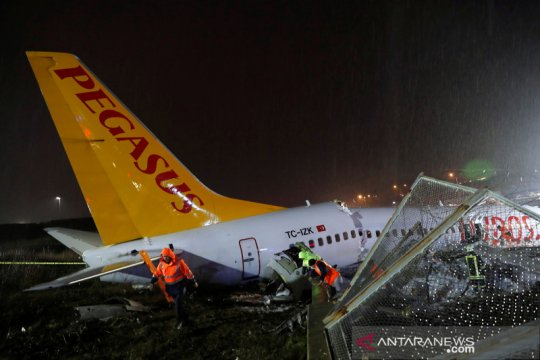 Tidak ada WNI korban kecelakaan pesawat di Turki