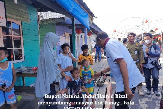 Kunjungan Bupati Natuna Abdul Hamid Rizal di Penagi Page 1 Small
