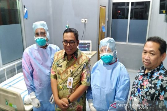 Dua ruang isolasi pasien corona disiapkan RSUD Pekalongan-Jateng