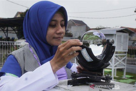 Hujan lebat diprediksi guyur Jakarta pada Kamis malam