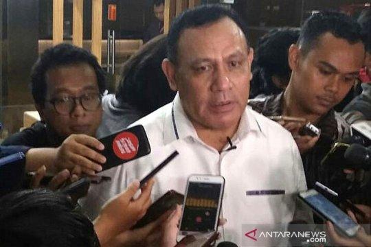 Temui pimpinan DPR, Firli sampaikan peta jalan KPK
