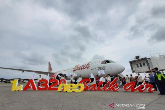 Batik Air datangkan lima pesawat Airbus A320 Neo hingga akhir 2020