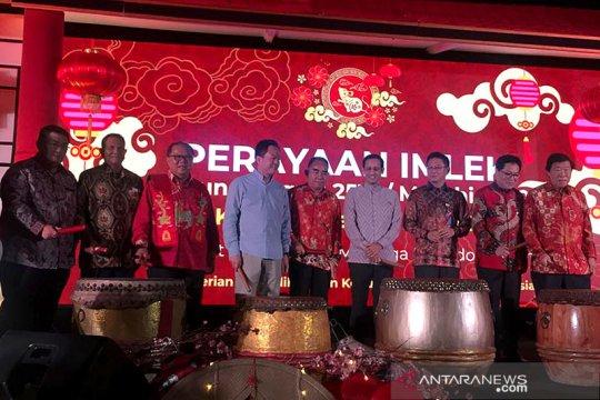 Nadiem: aspek kebudayaan Indonesia ada pengaruh dari Tiongkok