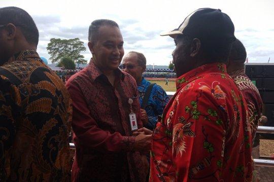 Tujuh daerah di Papua Barat fokus percepatan pembangunan
