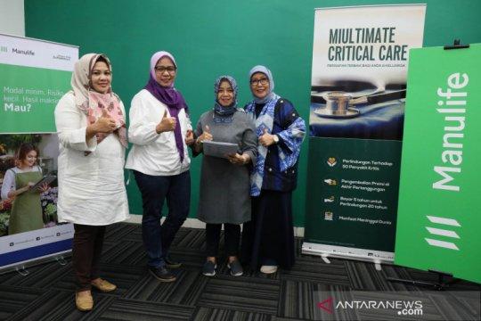 Manulife Indonesia sebut kesadaran asuransi masyarakat Palu meningkat