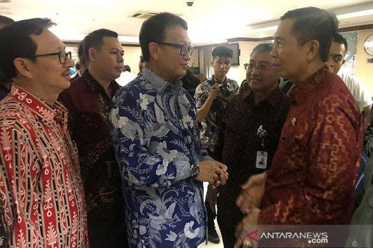 Kementerian ESDM bangun 90 titik PLTS di Bali untuk 2020