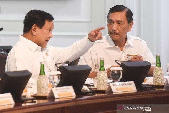 Indo Barometer: Prabowo menteri paling dikenal publik