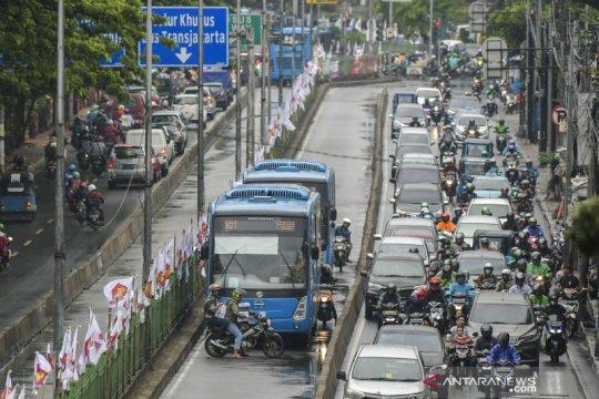 Tanggapan DPR soal wacana pengaturan area lintas kendaraan roda dua
