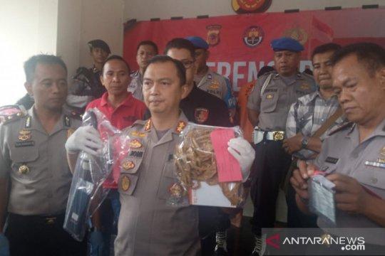Jadi komplotan perampok, oknum sekdes ditangkap Polres Bogor