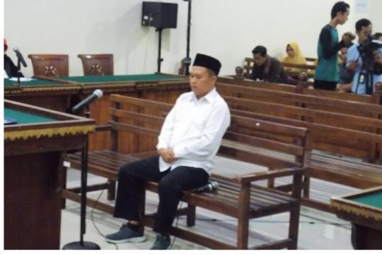 Jaksa tuntut dua terdakwa suap fee proyek Lampung Utara