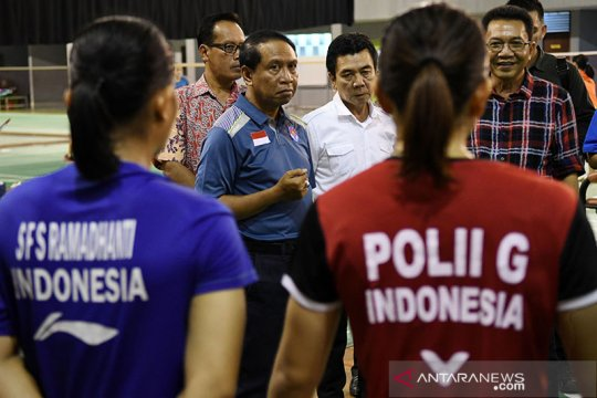 Kejuaraan Beregu Asia, PBSI jaga kesehatan atlet cegah virus Corona