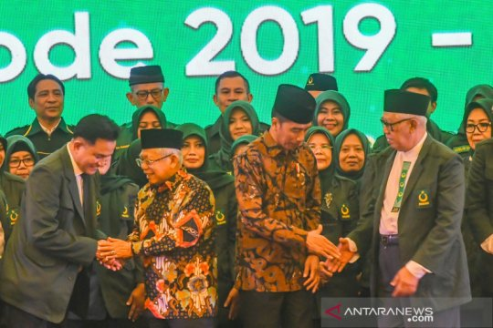 Pelantikan pengurus DPP Partai Bulan Bintang