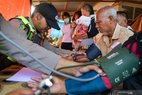 Pemeriksaan kesehatan gratis bagi warga Natuna
