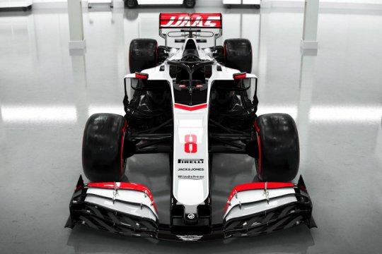 Haas beralih ke warna livery lama untuk musim F1 2020