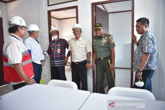 Gubernur : Huntap untuk penyintas bencana Sulteng harus tahan gempa
