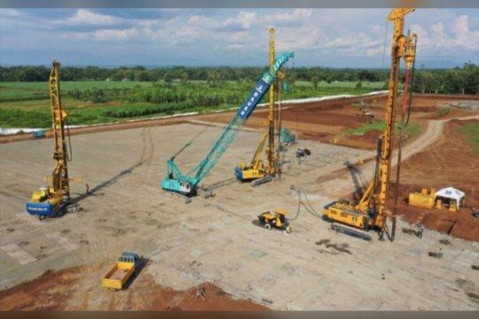 Progres pembangunan Bandara Soedirman lampaui target