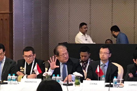Indonesia dorong optimalisasi kerja sama maritim di Indo-Pasifik