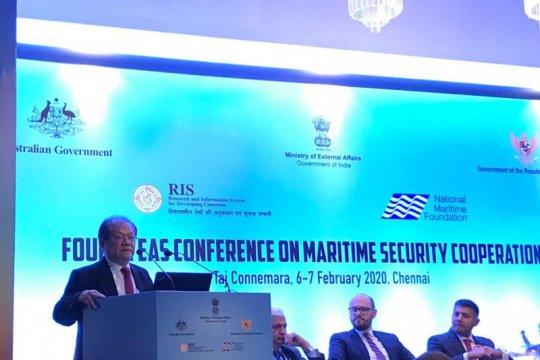 Indonesia dorong EAS perkuat kerja sama maritim