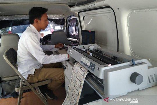 Senin ini, hanya tujuh lokasi Samsat Keliling di Jakarta