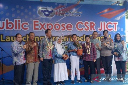 JICT kembali laksanakan program perbaikan sekolah di Jakut