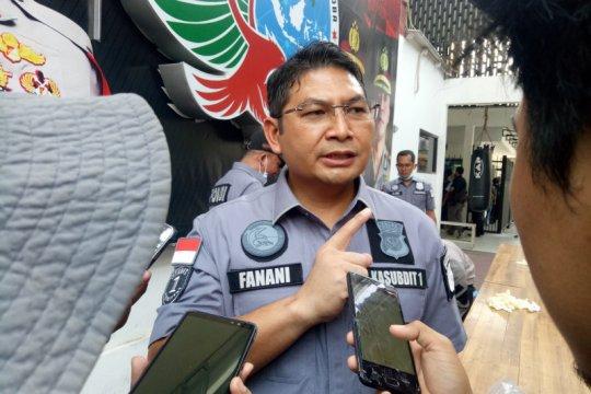 Polisi bongkar jaringan pengedar ganja sintetis Surabaya-Jakarta