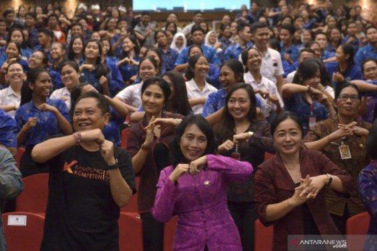 Menteri PPPA dorong perempuan aktif kawal pilkada serentak