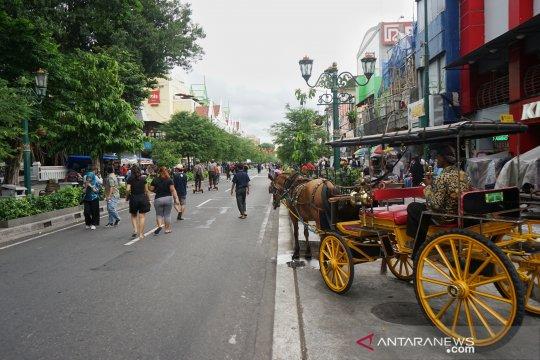 Asita: Pesanan paket wisata di Yogyakarta capai titik terendah