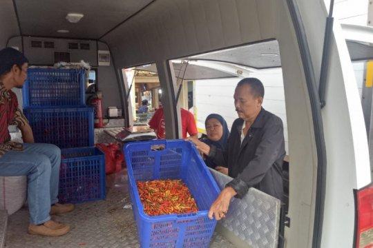 Operasi pasar untuk stabilkan harga cabai di Jakarta Selatan