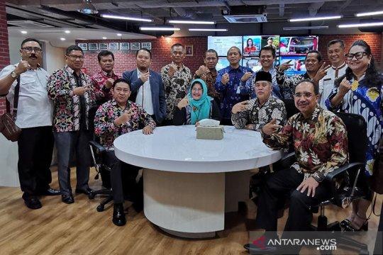 ANTARA gandeng Pemerintah Kota Kupang sebarkan informasi publik