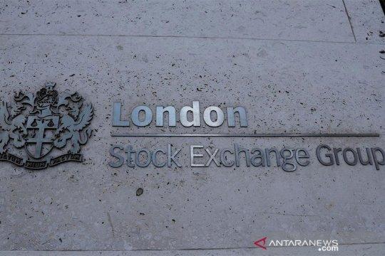 Saham Inggris berakhir positif, indeks FTSE 100 terkerek 0,52 persen