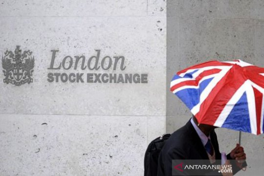 Saham Inggris lanjutkan kerugian, indeks FTSE 100 tergerus 0,19 persen