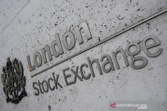Saham Inggris balik melemah, indeks FTSE 100 susut 0,59 persen