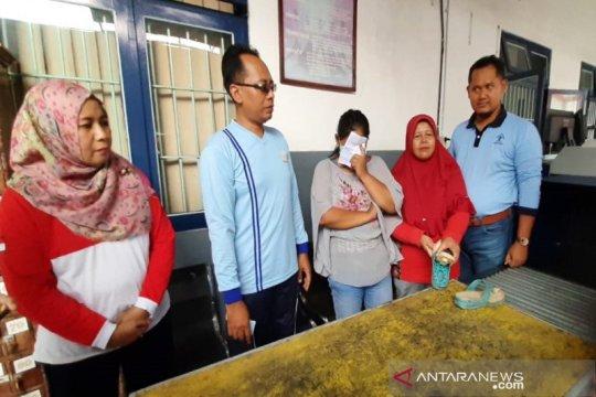 Bawa sabu dalam sandal, seorang pengunjung wanita ditangkap di Rutan